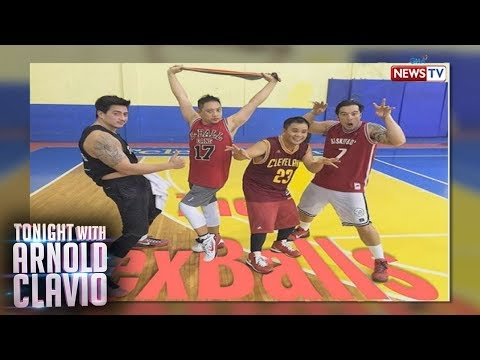[GMA]  Tonight with Arnold Clavio: Sexballs ng Bubble Gang, may pag-asa bang mag-reunion?