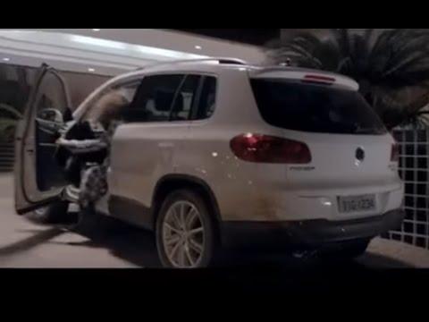 Volkswagen Tiguan 2012: Comercial de Lançamento no Brasil