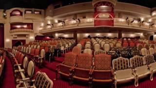 Виртуальный тур театра. Видео на 360