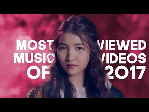 «TOP 40» MOST VIEWED KPOP GROUPS MUSIC VIDEOS OF 2017 (October Week 4)
