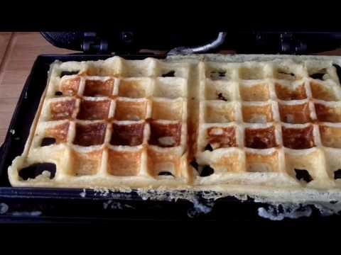 Tefal WD170D Waffeleisen/Waffle Iron