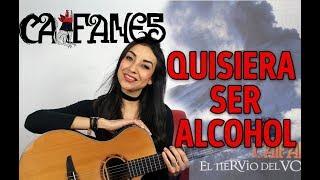 CAIFANES - QUISIERA SER ALCOHOL (Cover:CLAUZEN VILLARREAL)