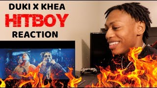 THIS SONG LIT  | DUKI x KHEA - HITBOY (REACTION)