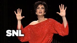 Liza Minnelli Tries to Turn Off a Lamp - SNL
