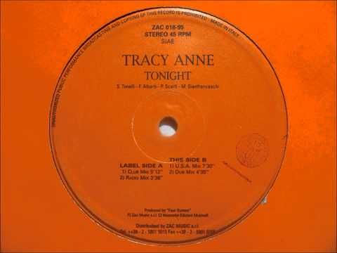 Tracy Anne - Tonight