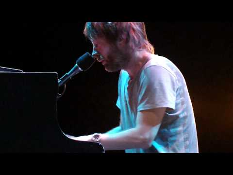 thom yorke - cambridge - cymbal rush