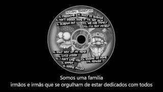 Suicidal Tendencies - We Are Family - Tradução