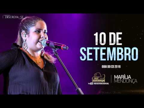 10 de Setembro - Marilia Mendonça