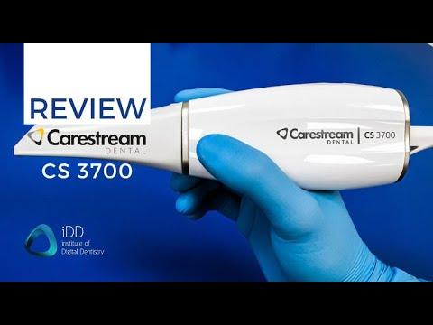 Carestream Dental CS 3700 Intraoral Scanner Review + CS ScanFlow