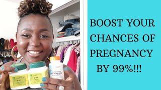 HOW I TOOK SUPPLEMENTS TO ENHANCE FERTILITY/PREGNANCY AFTER USING SERRAPEPTASE,YIMU CAO & XIXIAN CAO