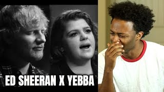 Ed Sheeran   Best Part Of Me (feat. YEBBA) **I CRIED😭** REACTIONCOVER!!