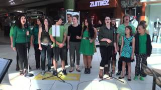 """Shrek The Musical - """"Freak Flag""""   Theatre Ensemble 2014 (Windsor, Ontario)"""