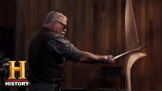 Forged in Fire: Coal-Forged Blade Tests (Season 5, Episode 9)   History