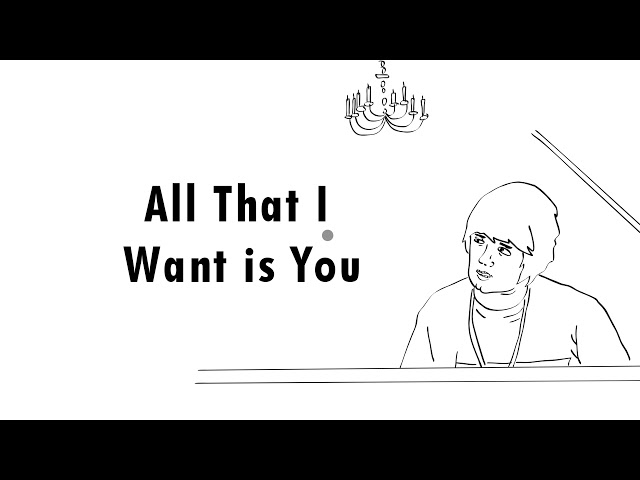 All That I Want Is You (Lyric) - The Magic Gang