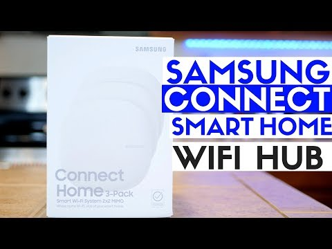 Samsung Connect Home Review – Best Smart Home Tech