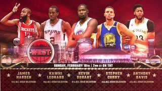 2017 All-Star Starters - Who Got Snubbed?   Inside the NBA   NBA on TNT