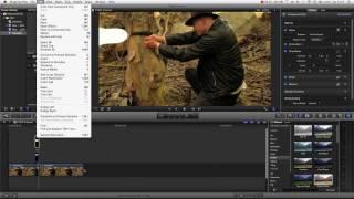Final Cut Pro X Advanced Tutorial - Creating A Muzzle Flash [Part 1]