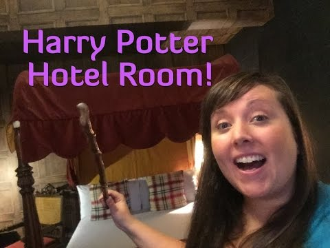 Harry Potter Themed London Hotel Hogwarts Wizard Chambers Review – Where She Stayed