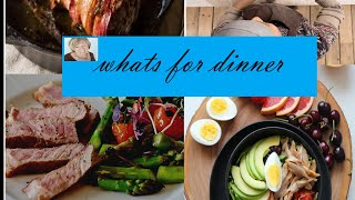 What's for Dinner?|Easy & Budget Friendly Meals Real life Family meal friendly meal Ideas| Jan/2020😊