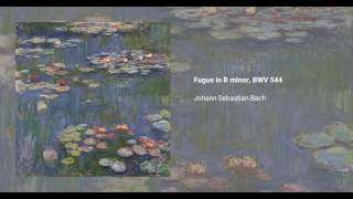 Prelude and Fugue in B minor, BWV 544