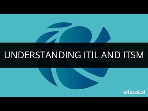 ITIL Certification | ITIL Training | ITIL Foundation Training - YouTube