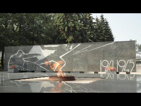 Фото видеогид 8. Вечный огонь в Нижнем Новгороде