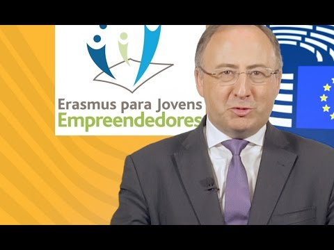 Minuto Europeu nº 55 - Erasmus para Jovens Empreendedores