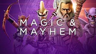 Not Forgotten - Magic & Mayhem | X-COM Creator's Hidden Masterpiece