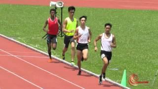 Asian Indoor 2016 Trials -  800m Men