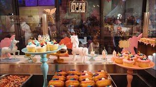 Unicorn Magical Dessert Bar Opens In Houston Saturday