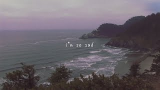 Gnash   I'm So Sad (official Lyric Video)