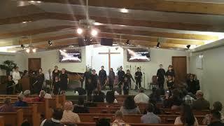 "Farmington UPCI kids choir  ""For Future Generations "" by  4Him"