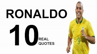 Ronaldo 10 Real Life Quotes on Success | Inspiring | Motivational Quotes