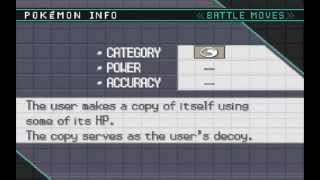 Simisage  - (Pokémon) - Pokemon 5th Gen Wi-Fi Battles - Simisage / Simisear / Simipour Special!