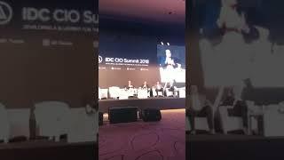 Güvenlik - Keşif - Yapay zeka ile öğrenen makineler - Büyük Veri - SAP Güvenliği - Güvenlik - GüvenlikIDC 2018 CIO Summit - Dijital Dönüşümde Bilgi Güvenliği Modeli Nasıl Değişiyor?