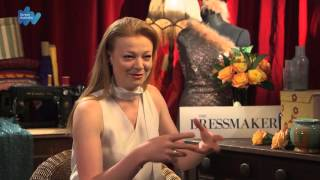 Actor Sarah Snook on her Character in The Dressmaker