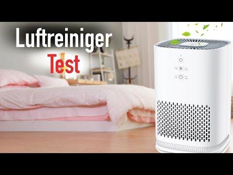 REINE LUFT FÜR 90€?? AIR PURIFIER TEST