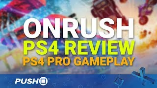 Onrush PS4 Review: On-Wheels Thrills   PlayStation 4   PS4 Pro Gameplay Footage