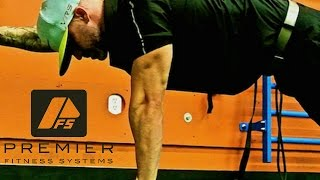 Golf Fitness - Creating Rotary Power and Stability