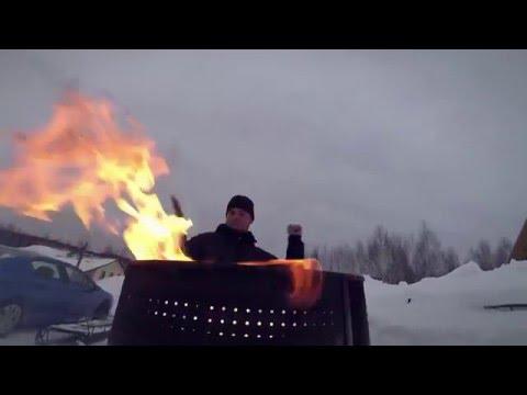 Видео: Видео горнолыжного курорта Ашатли-Тулва в Пермский край