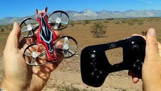 Eachine E013 Plus Acro FPV Trainer Drone Flight Test Review