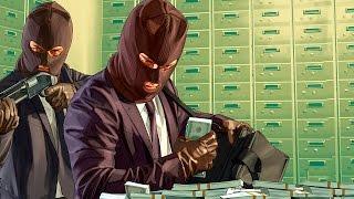 ТОП-5 игр про ОГРАБЛЕНИЯ банков