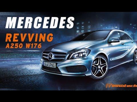 Mercedes-Benz A250 W/ iPE innotech exhaust system