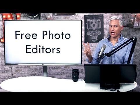 FREE Photo Editors (RAW): Photoscape X & RawTherapee