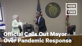 An outraged city official called out the mayor for trying to cut off people's power during a pandemic. » Subscribe to NowThis: http://go.nowth.is/News_Subscribe » Sign up for our newsletter KnowThis to get the biggest stories of the day delivered straight to your inbox: https://go.nowth.is/KnowThis  In US news and current events today, official Omari Hardy accused this Florida mayor of Lake Worth Beach for negligent inaction during a heated city commission meeting.   Hardy says his request for a March 13 meeting regarding the city's plans to deal with the pandemic was denied. Residents also called out the city's response to COVID-19 via letters.   For more stories related to the coronavirus and COVID-19 outbreak and world news, subscribe to NowThis News.   #COVID19 #Florida #News #NowThis #NowThisNews  Connect with NowThis » Like us on Facebook: http://go.nowth.is/News_Facebook » Tweet us on Twitter: http://go.nowth.is/News_Twitter » Follow us on Instagram: http://go.nowth.is/News_Instagram » Find us on Snapchat Discover: http://go.nowth.is/News_Snapchat  NowThis is your premier news outlet providing you with all the videos you need to stay up to date on all the latest in trending news. From entertainment to politics, to viral videos and breaking news stories, we're delivering all you need to know straight to your social feeds. We live where you live.  http://www.youtube.com/nowthisnews @nowthisnews