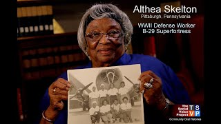 Althea Skelton: In My Own Words