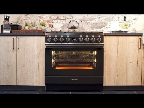 Smeg Portofino CPF9GPAND Standherd | range cooker