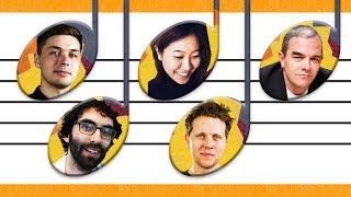 5 COMPOSERS 1 THEME (ft. Adam Neely, Nahre Sol, Ben Levin & Tantacrul)