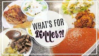 What's for Dinner? | Easy Dinner Ideas | LOVE MISSY XO