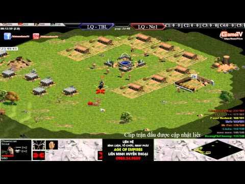 Liên Quân 1 vs Liên Quân 2 Ngày 8/5/2015